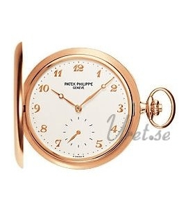 Patek Philippe Pocket Watch Damklocka 980R/001 Silverfärgad Ø39 mm - Patek Philippe