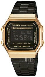 Casio Casio Collection LCD/Stål A168WEGB-1BEF