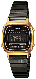 Casio Casio Collection LCD/Stål LA670WEGB-1BEF