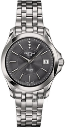 Certina DS Prime Grå/Titan Ø32 mm C004.210.44.086.00