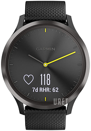 Garmin Vívomove HR Flerfärgad/Gummi Ø43 mm 010-01850-01