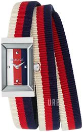 bb78bd25e55 Gucci G- Frame Flerfärgad Textil YA147502