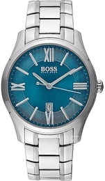Hugo Boss Classic Blå/Stål Ø43 mm 1513034
