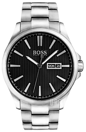 Hugo Boss The James Svart/Stål Ø42 mm 1513466