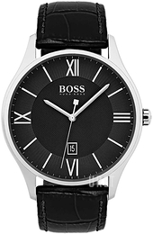 Hugo Boss Svart/Läder Ø43 mm 1513485