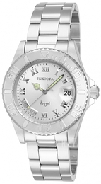Invicta Angel Silverfärgad/Stål Ø40 mm 14320