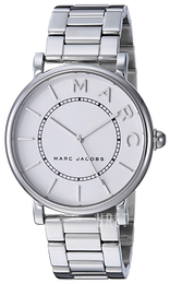 Marc by Marc Jacobs Silverfärgad/Stål Ø36 mm MJ3521