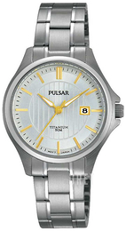Pulsar Dress Silverfärgad/Titan Ø30 mm PH7435X1