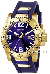 Invicta Excursion Blå/Gummi Ø53.5 mm 6254