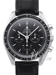 Omega Speedmaster Moonwatch Professional 42mm Svart/Läder Ø42 mm 311.33.42.30.01.002