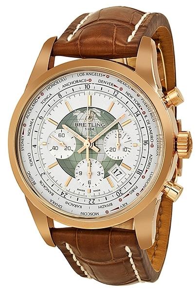 Breitling Transocean Chronograph Herrklocka RB0510U0-A733-756P-R20BA.1 - Breitling