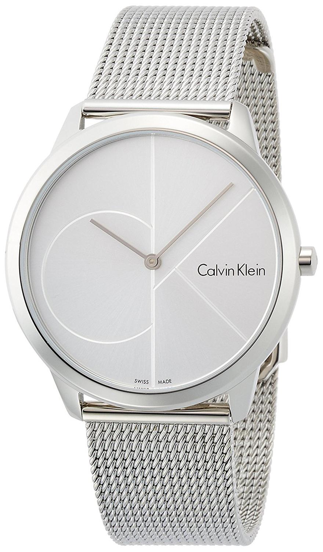 Calvin Klein Minimal Herrklocka K3M2112Z Silverfärgad/Stål Ø40 mm - Calvin Klein