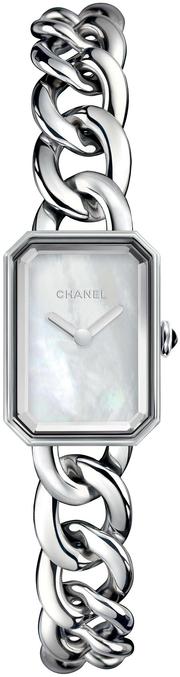 Chanel Premiere Damklocka H3249 Stål 16x22 mm - Chanel