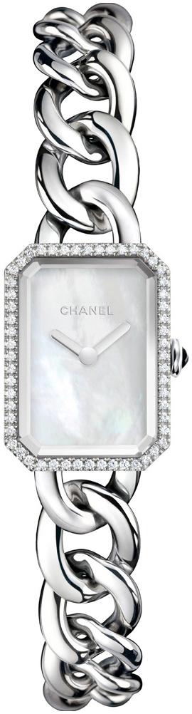 Chanel Premiere Damklocka H3253 Stål 16x22 mm - Chanel