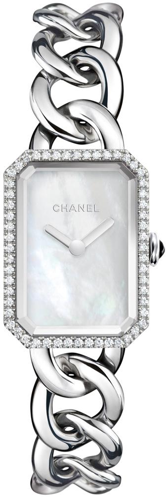 Chanel Premiere Damklocka H3255 Stål 20x28 mm - Chanel