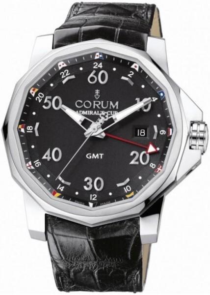 Corum Admirals Cup Challaenger 44 Herrklocka 383.330.20-0F81 AN12 - Corum