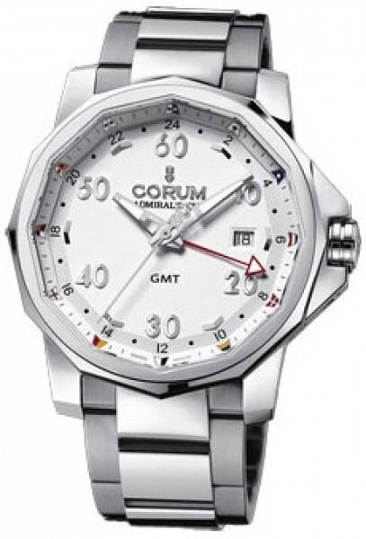 Corum Admirals Cup Challaenger 44 Herrklocka 383.330.20-V701 AA12 - Corum