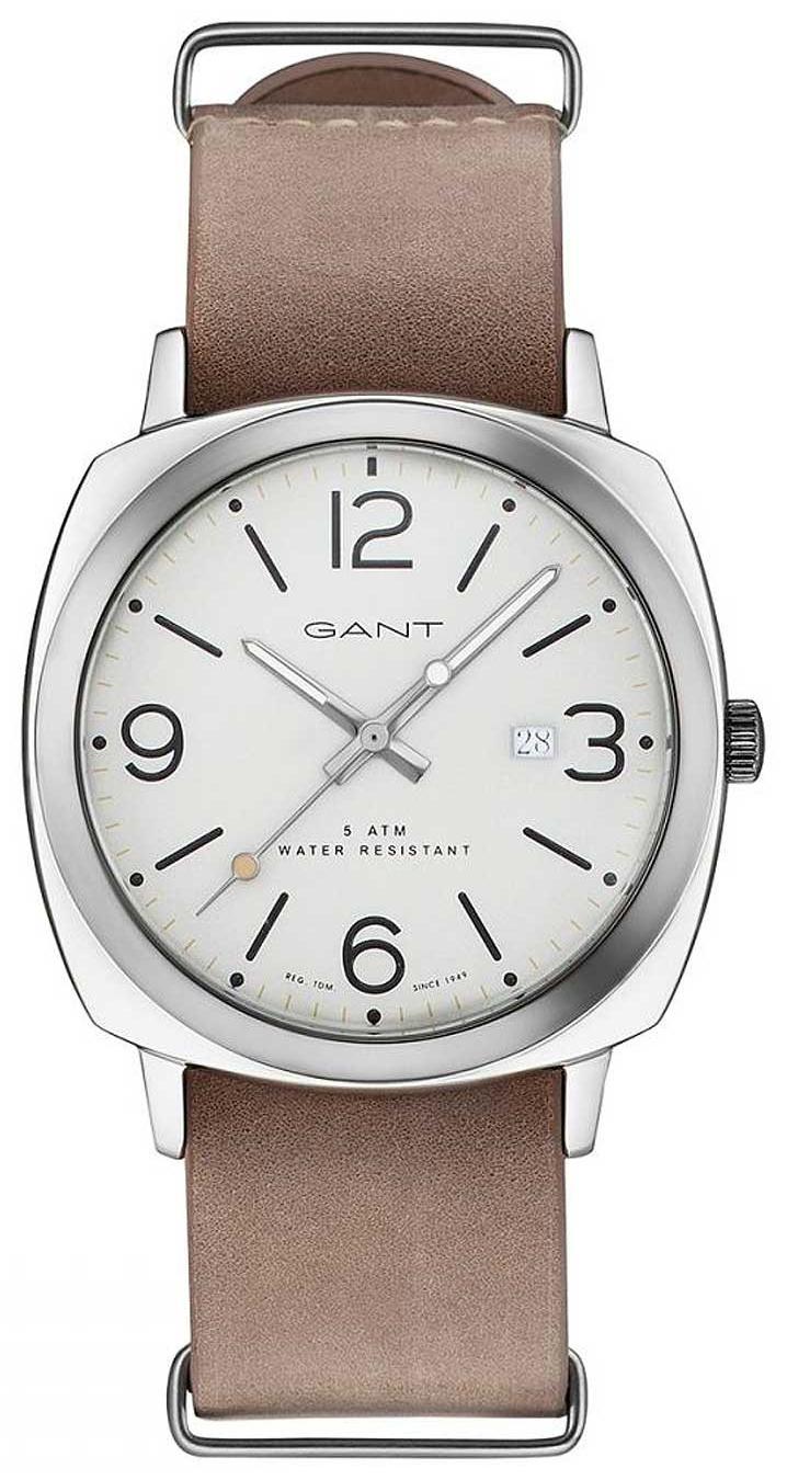 Gant 99999 Herrklocka GT038003 Vit/Stål - Gant