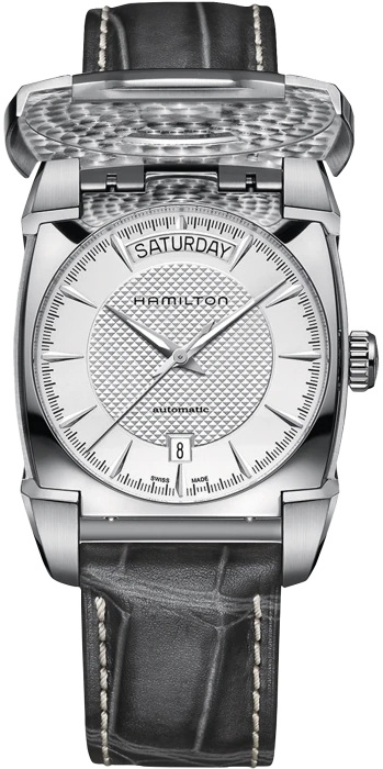 Hamilton American Classic Flintridge Herrklocka H15515851 - Hamilton