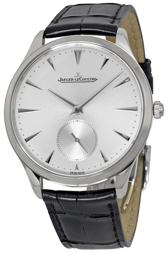 Jaeger LeCoultre Master Ultra Thin Small Second Stainless Steel Herrklocka - Jaeger LeCoultre