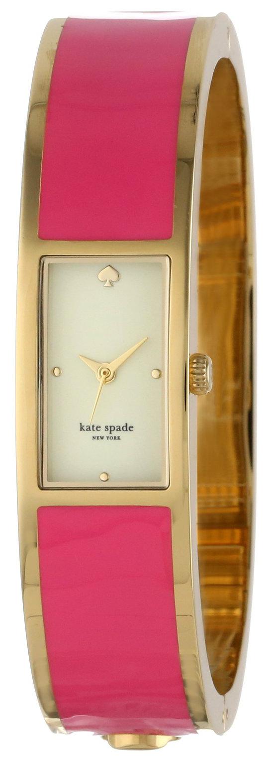 Kate Spade Carousel Damklocka 1YRU0047 Antikvit/Gulguldtonat stål - Kate Spade