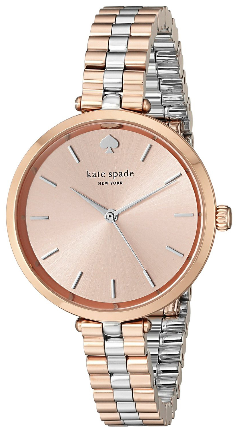 Kate Spade 99999 Damklocka 1YRU0860 Roséguldstonad/Roséguldstonat stål - Kate Spade