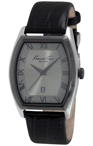 Kenneth Cole Classic Herrklocka KC1890 Silverfärgad/Läder - Kenneth Cole