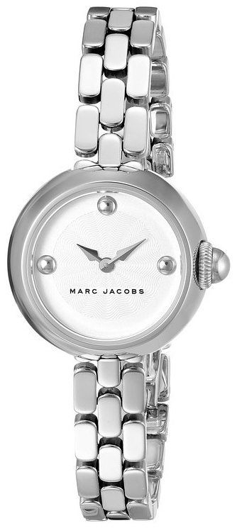 Marc by Marc Jacobs Dress Damklocka MJ3456 Silverfärgad/Stål Ø27 mm - Marc by Marc Jacobs