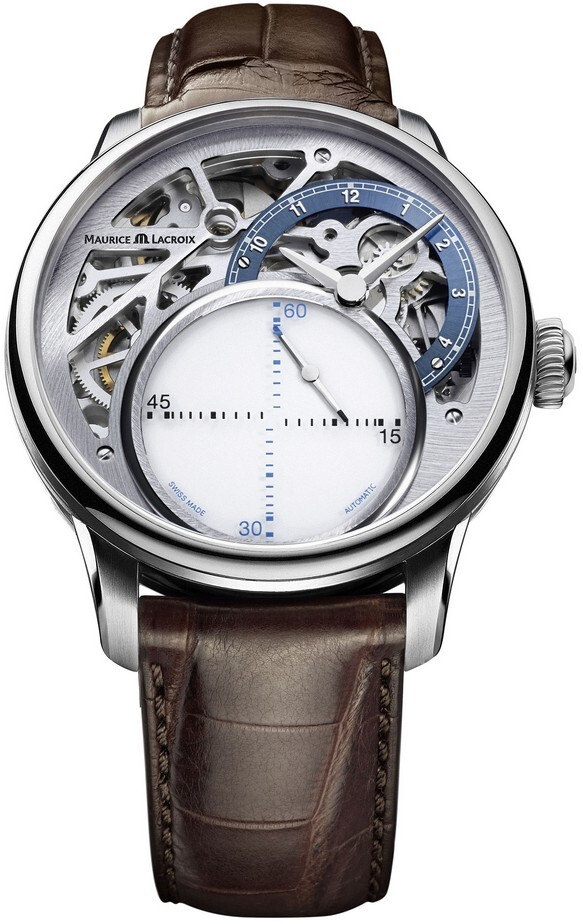 Maurice Lacroix Masterpiece Herrklocka MP6558-SS001-094-2 - Maurice Lacroix