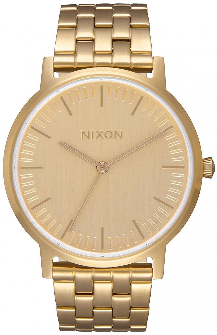 Nixon 99999 A1198502-00 Gulguldstonad/Gulguldtonat stål Ø35 mm - Nixon