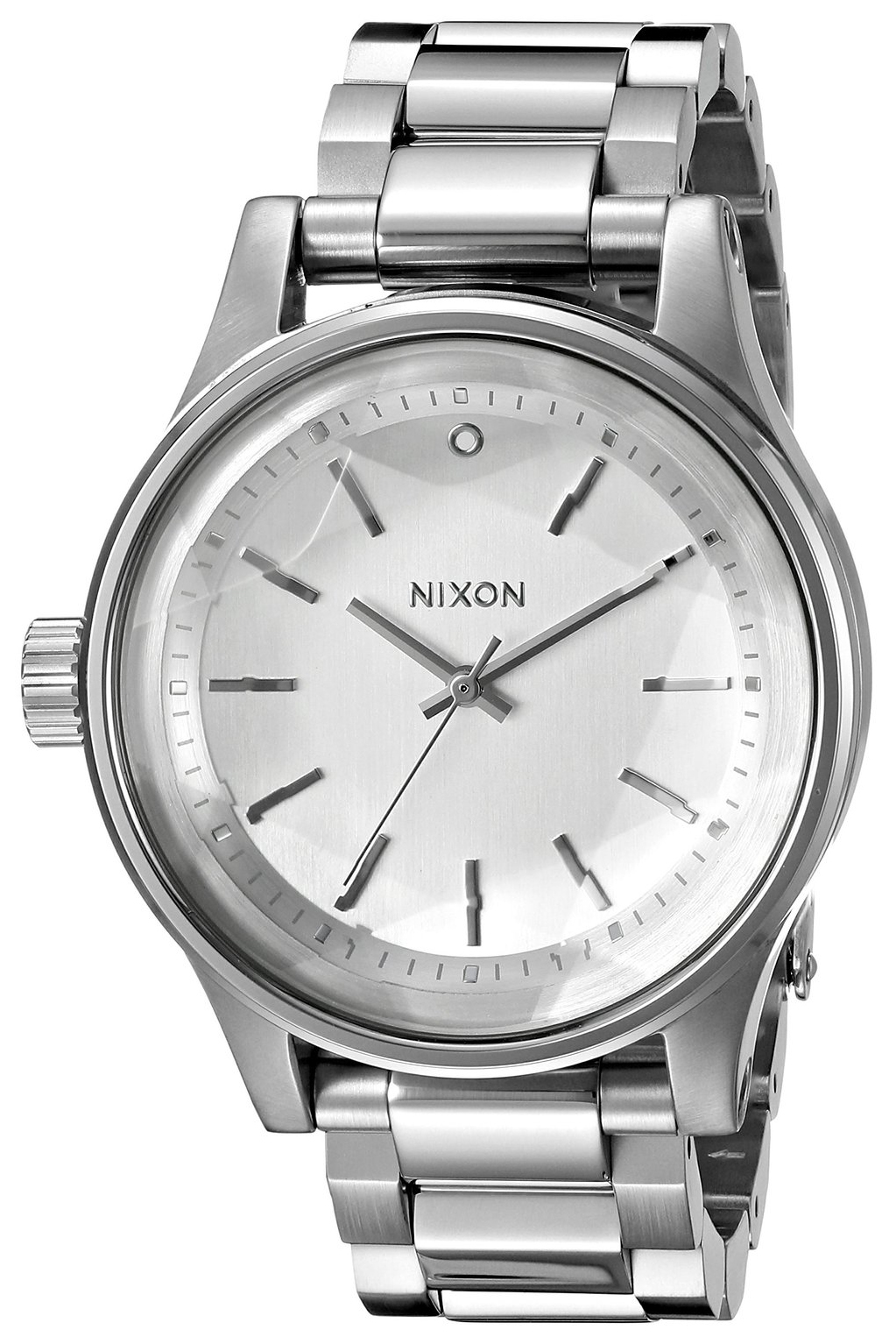 Nixon 99999 Damklocka A4091920-00 Silverfärgad/Stål Ø38 mm - Nixon