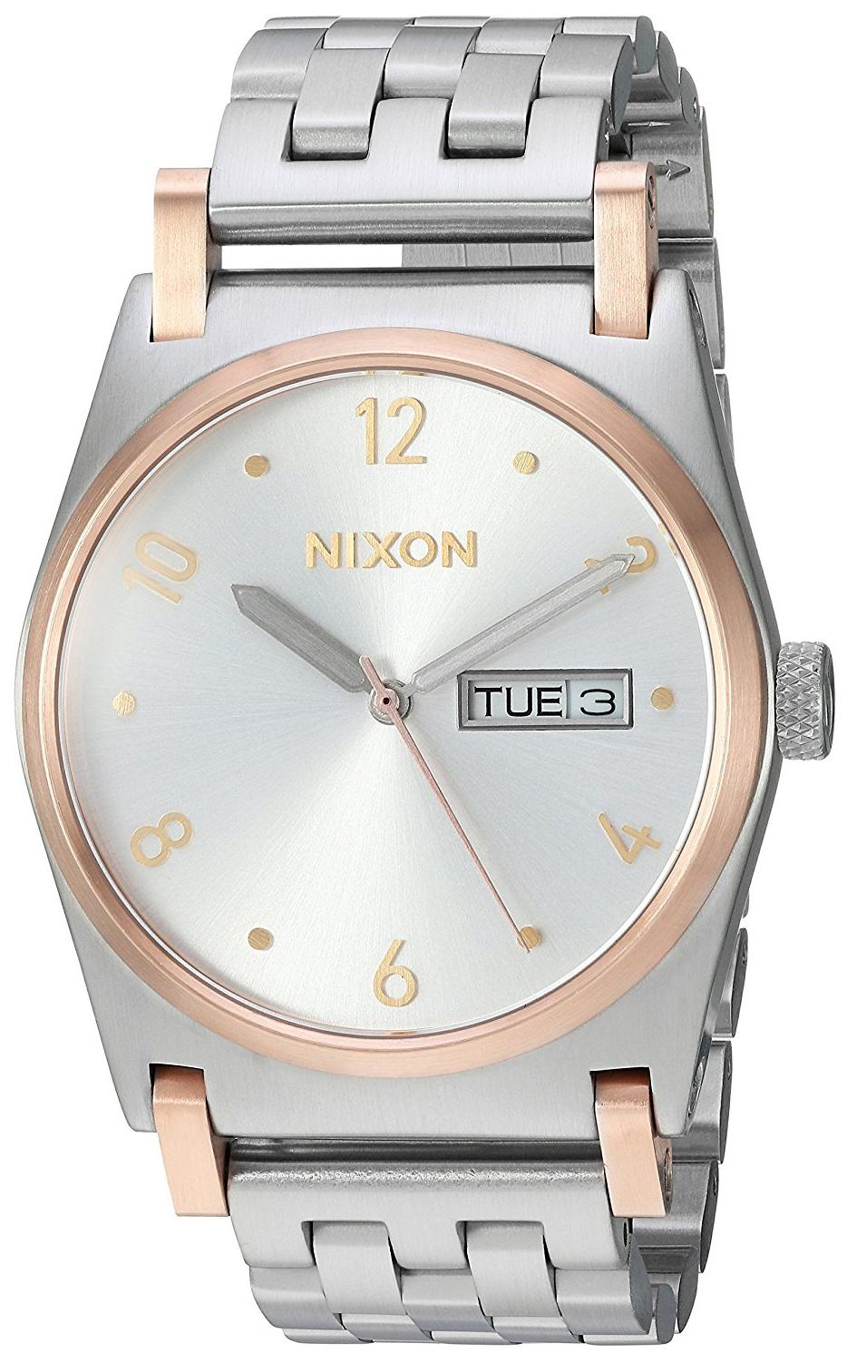 Nixon 99999 Damklocka A9542632-00 Silverfärgad/Stål Ø36 mm - Nixon