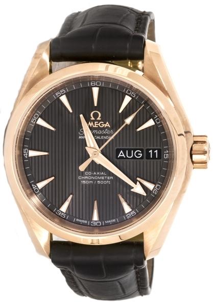 Omega Seamaster Aqua Terra 150m Co-Axial Annual Calendar 38.5mm - Omega