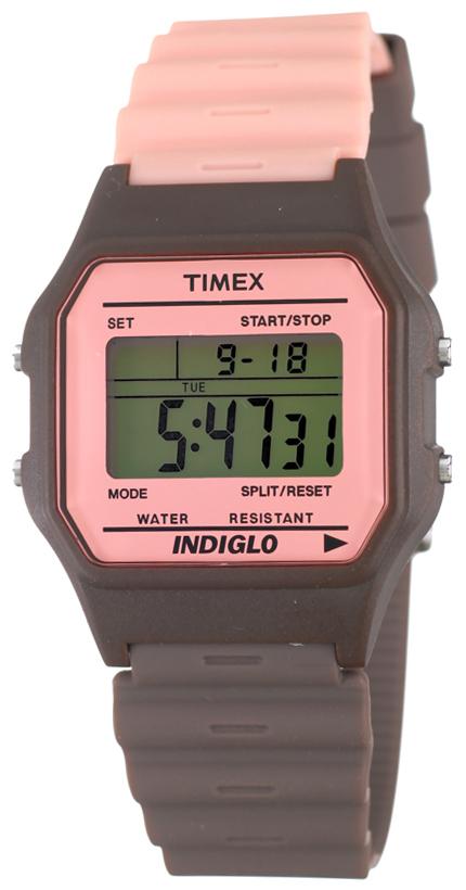 Timex Classic T2N266 LCD/Plast - Timex