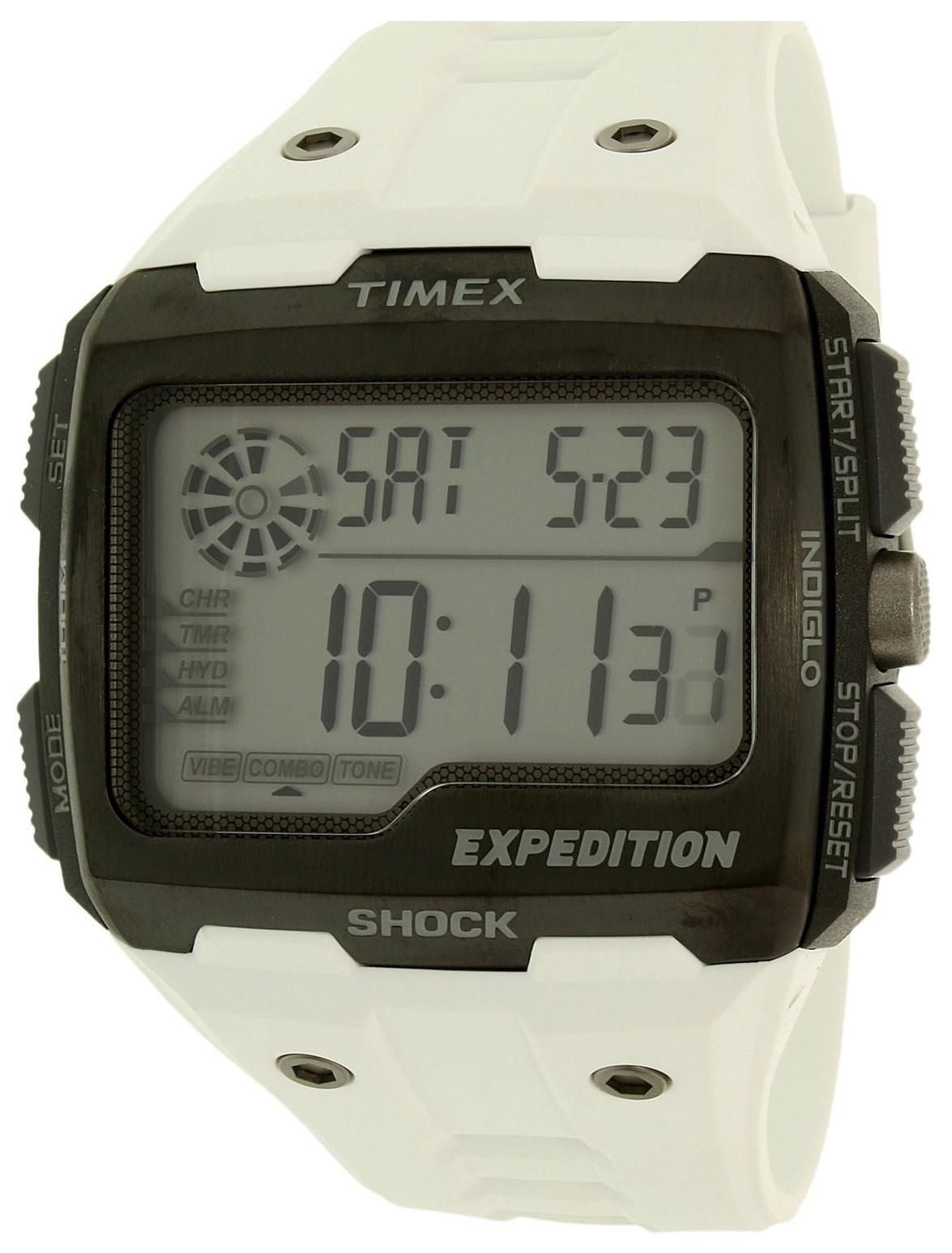 Timex Expedition Herrklocka TW4B04000 LCD/Resinplast - Timex