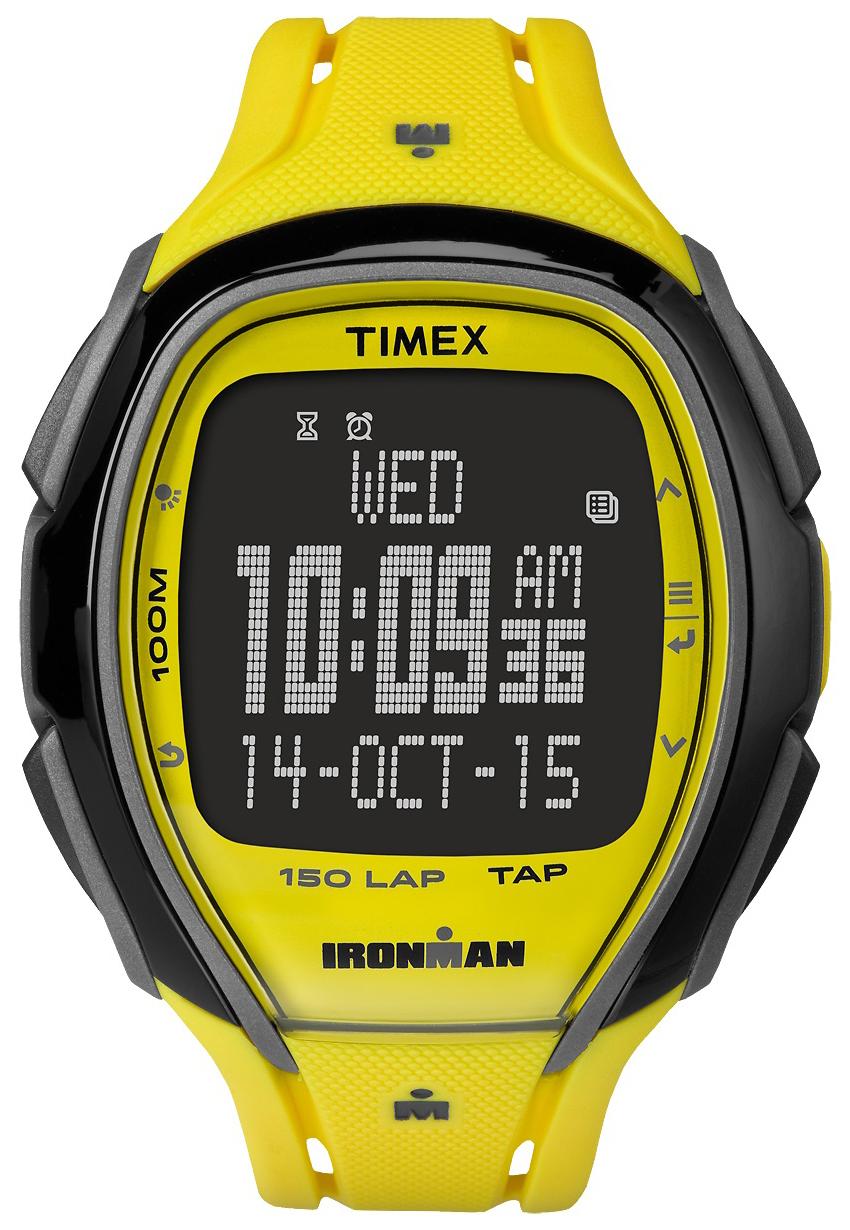 Timex Ironman Herrklocka TW5M00500 LCD/Resinplast - Timex