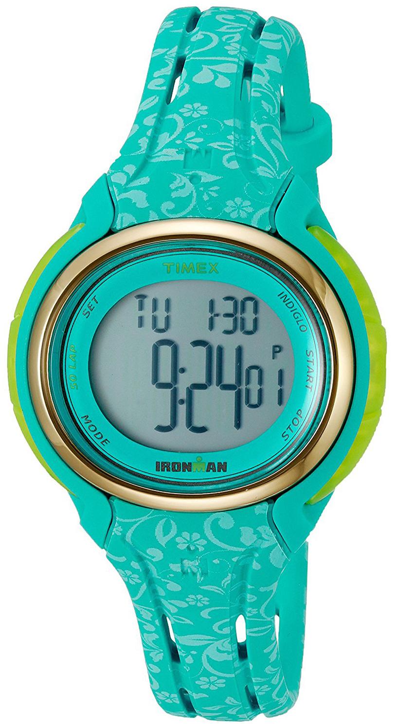 Timex Ironman Damklocka TW5M03100 LCD/Resinplast Ø38 mm - Timex