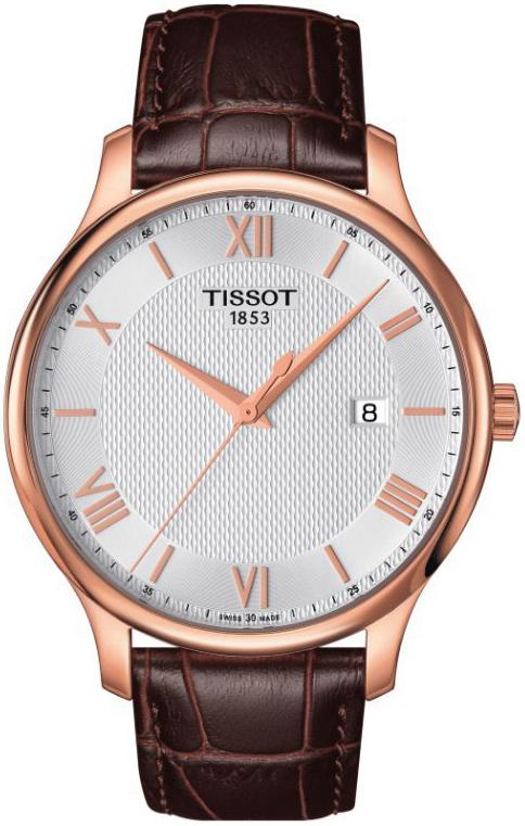 Tissot Tradition Gent Herrklocka T063.610.36.038.00 - Tissot