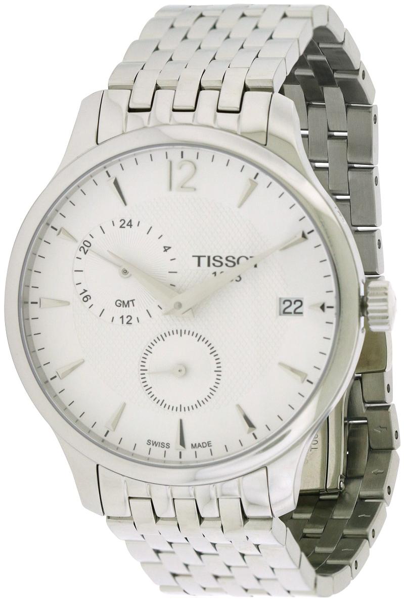 Tissot Tissot T-Classic Herrklocka T063.639.11.037.00 Silverfärgad/Stål - Tissot