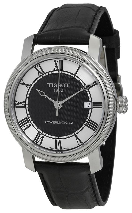 Tissot Bridgeport Powermatic 80 Gent Herrklocka T097.407.16.053.00 - Tissot