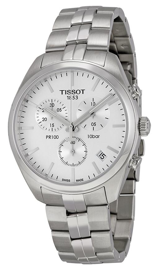 Tissot PR 100 Chronograph Gent Herrklocka T101.417.11.031.00 - Tissot