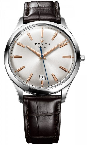 Zenith Captain Central Second Herrklocka 03.2020.670-01.C498 - Zenith