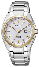 Citizen Titanium Vit/Titan Ø34 mm EW2214-52A