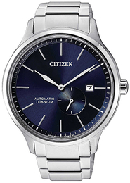 Citizen Titanium Blå/Titan Ø41.5 mm NJ0090-81L