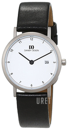 Danish Design Classic Vit/Läder Ø28 mm 3326301