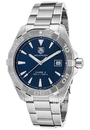 TAG Heuer TAG Heuer Aquaracer Blå/Stål Ø40.5 mm WAY2112.BA0928