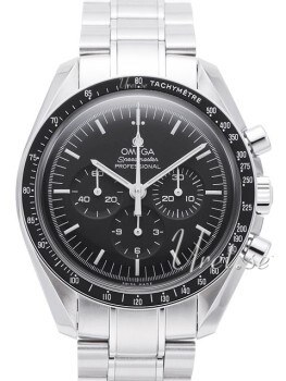 Omega Speedmaster Moonwatch Professional 42mm First Man on Moon Svart/Stål Ø42 mm