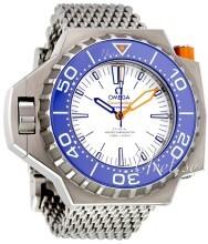Omega Seamaster Ploprof 1200m Co-Axial Master Chronometer 55x48mm Vit/Titan Ø55 mm