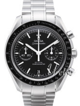 Omega Speedmaster Moonwatch Co-Axial Chronograph 44.25mm Svart/S