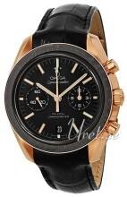 Omega Speedmaster Moonwatch Co-Axial Chronograph 44.25mm Svart/L